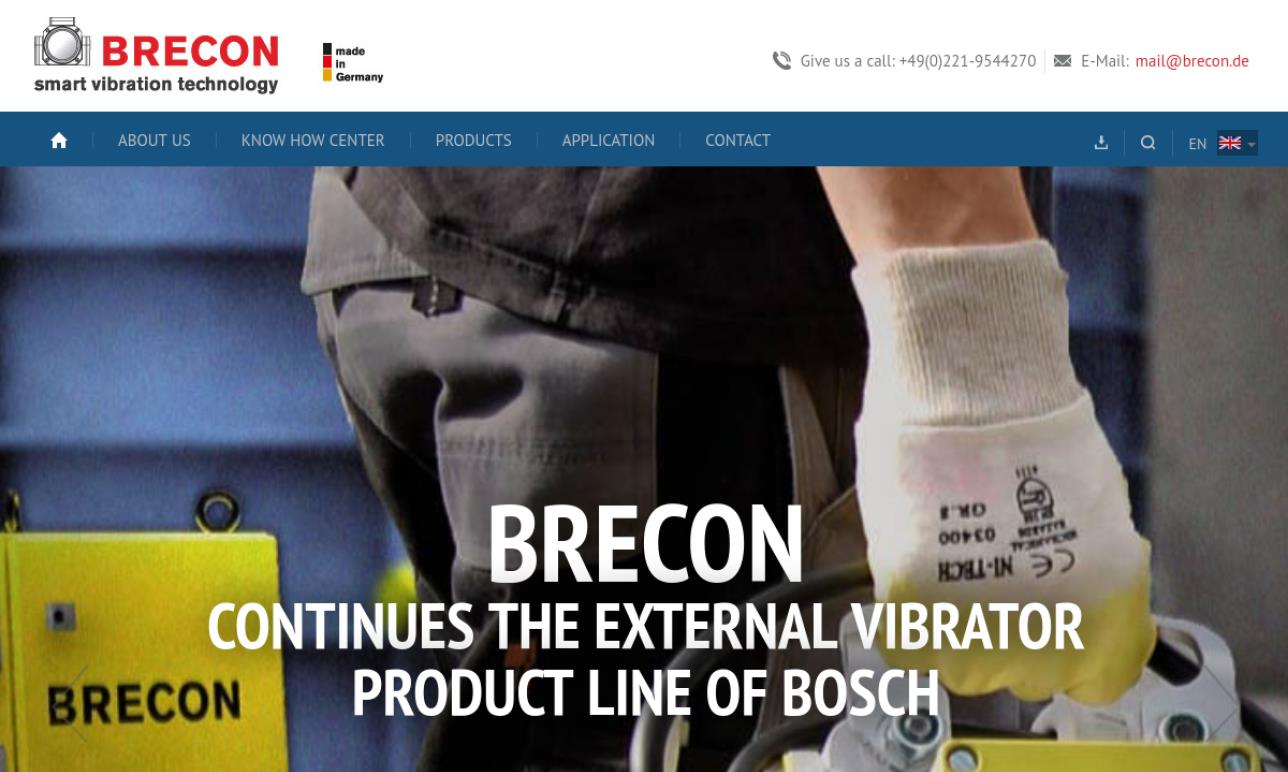 Brecon Vibration Technology, Inc.