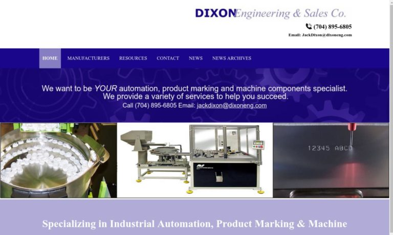 Dixon Engineering & Sales Co.