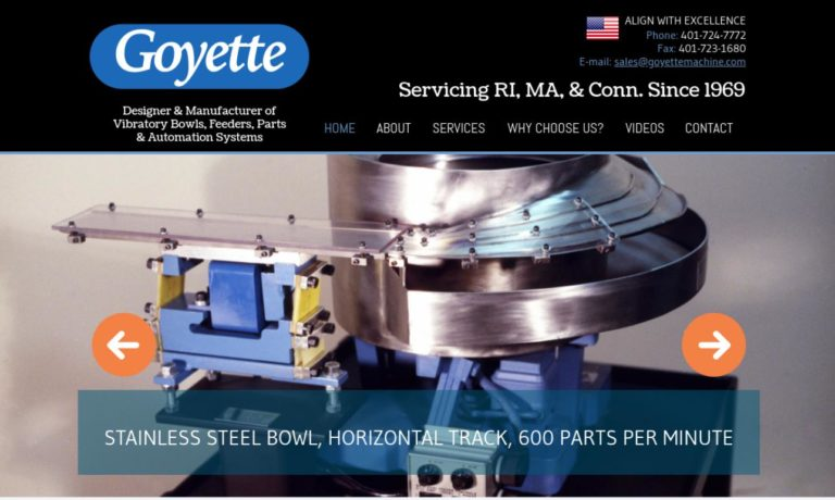 Goyette Machine Associates, Inc.