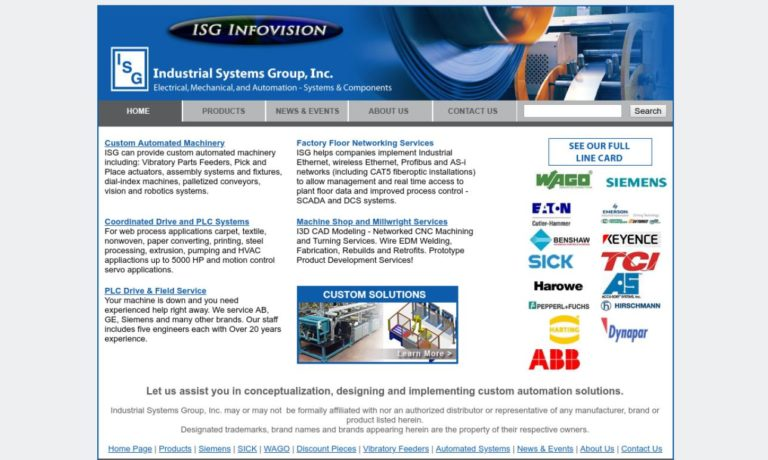 ISG Automation