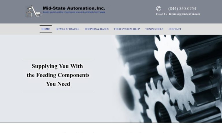 Mid-State Automation, Inc.