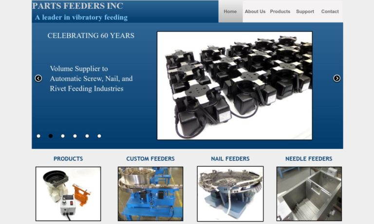 Parts Feeders, Inc.