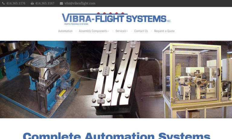 Vibra-Flight Systems, Inc.