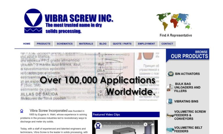 Vibra Screw® Inc.