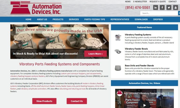 Automation Devices, Inc.